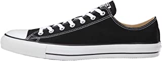Converse Unisex Chuck Taylor All Star Low Basketball Shoe (8.5 B(M) US Women / 6.5 D(M) US Me, Black)