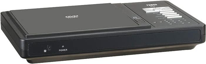NAXA Electronics ND-842 Slim Portable DVD Player with AC/DC Function - Black