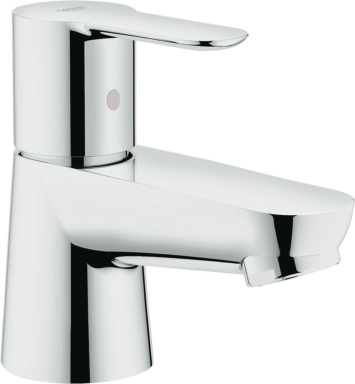 comprar nuevo barato Tamaño BauCosmopolitan 20421000 - Grifo de de de lavabo pilar cuerpo liso, Tamaño XS  tienda de descuento