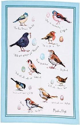 Ulster Weavers Birdsong Linen Tea Towel
