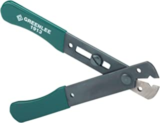 Greenlee 1913 The Terminators V-Notch Wire Stripper and Cutter