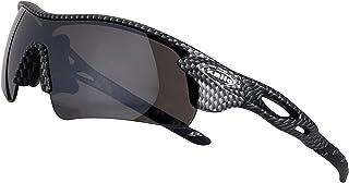 عینک آفتابی مردانه و زنانه ورزشی ، دوچرخه بیس بال ، دویدن ، ماهیگیری ، موتورسیکلت گلف ، لنزهای PC ، عینک ضربه ای