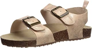 Carter's Kids Girl's Duncan Metallic Buckle Strap Sandal