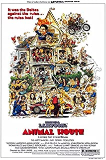 Animal House POSTER Movie (27 x 40 Inches - 69cm x 102cm) (1978)