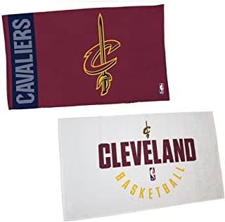 WinCraft NBA Cleveland Cavaliers On Court Towel, NBA Locker Room Authentic Edition 22x42 inches