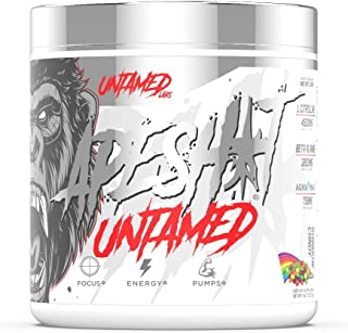 Primeval Labs Ape Sh*t Pre-Workout Powder Energy Drink, Increased Pumps & Focus, Sustained Energy, Increased Performance a...