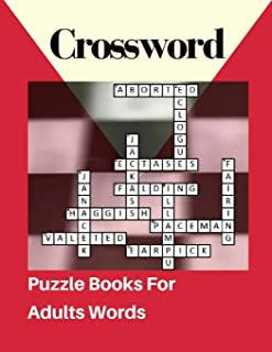 Crossword Puzzle Books For Adults Words: Wordsearch books, Find Word Puzzles for kids Word Search Puzzle Books, Improve Spelling, Vocabulary and   Memory Children's activity books.