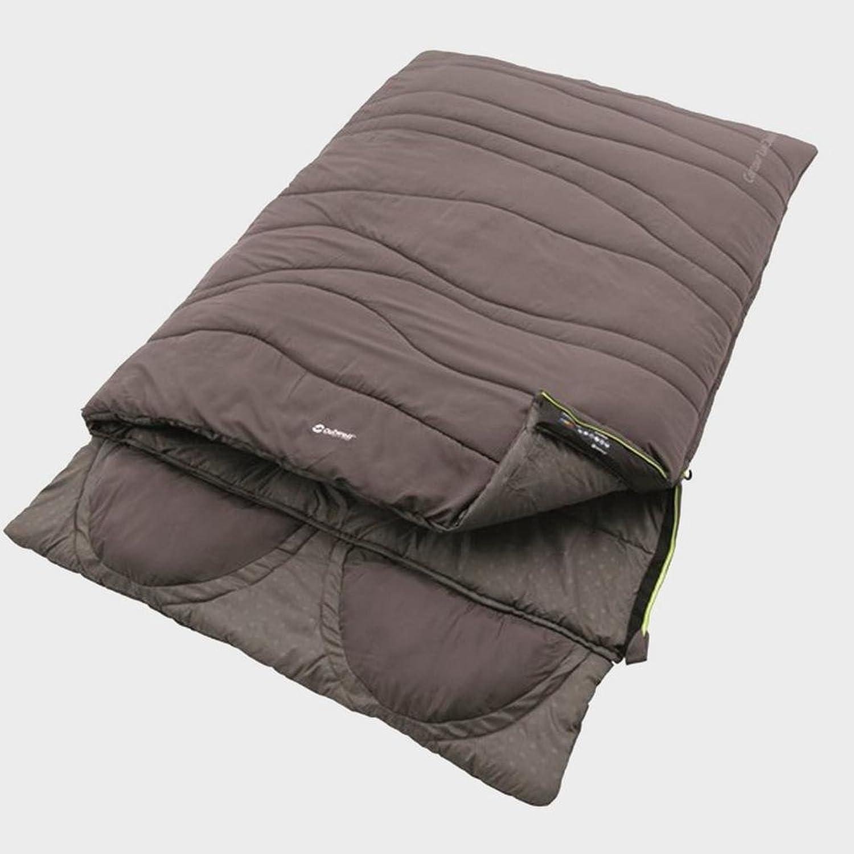 Outwell Contour Lux Doppelschlafsack, Grau, Einheitsgröße B079SBFDMV    Hohe Qualität und geringer Aufwand 75dd29