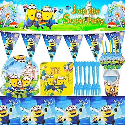 Minion Party Supplies, 37 pièces...