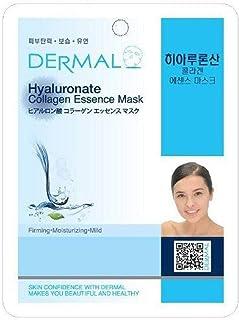 Dermal Hyaluronate Collagen Essense Mask - 1 Mask