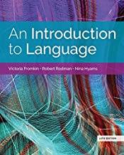 Best fromkin an introduction to language 10th edition Reviews