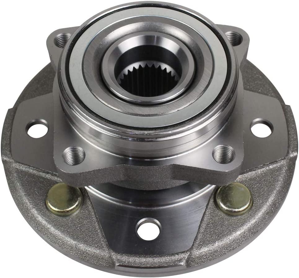 Autoround 513098 Front Wheel Las Vegas Mall Hub and Bearing Assembly for fit Ho Ranking TOP9