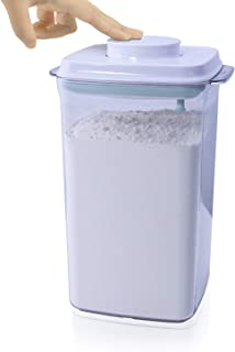 iChewie - BopTop (1 Pièce -2.5kg Farine) Récipient hermétique pour Le Stockage des Aliments - Boîte à Joint mécanique en S...
