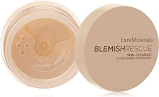 Bare Minerals Blemish Rescue Skin-clearing Loose Powder Foundation for Women, 2w Light, 0.21 Oz