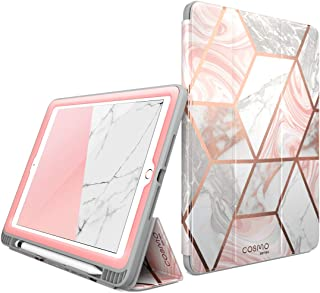 i-Blason Case for iPad 6th Generation, iPad 9.7 Case 2018/2017, [Built-in Screen Protector] Full-Body Trifold [Cosmo] Smar...