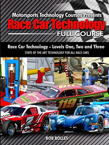 Compare Textbook Prices for Race Car Technology Full Course  ISBN 9781732488465 by Bolles, Bob