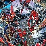 Marvel Stoff – Marvel – Spiderman Glas – SC316 –