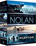 Christopher Nolan - Coffret 3 films : Inception + Interstellar + Dunkerque [Francia] [Blu-ray]