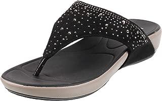 Metro Women Synthetic Sandals (32-490)