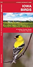 Iowa Birds: A Folding Pocket Guide to Familiar Species (Wildlife and Nature Identification)