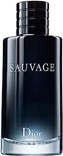 Dior Sauvage for Men Eau De Toilette, 3.4 Fl Oz