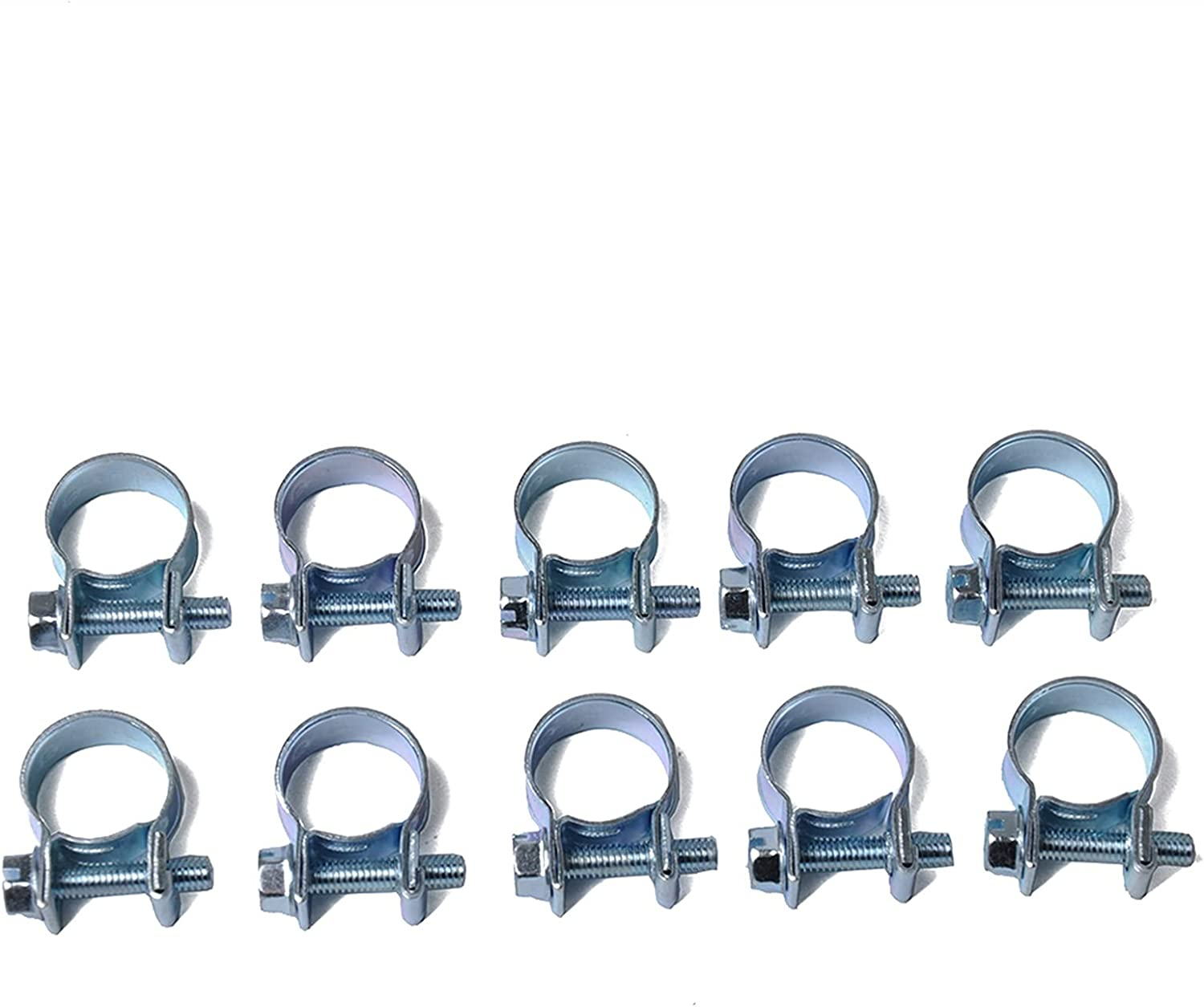 Outlet Raleigh Mall SALE HWNGDI 7-9mm Clamp Fuel Injection Assortmen Hose Clamps Air