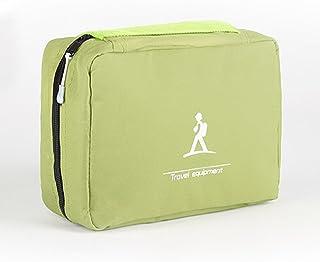 16c4564def Yiuswoy Portable Waterproof Travel Hanging Cosmetic Bag Travel Kit  Organizer Toiletry Bag
