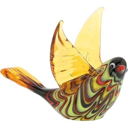 GlassOfVenice Murano Glass Festooned Dove