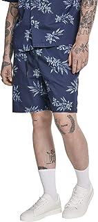 Urban Classics Men's Pattern Resort Shorts