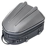 タナックス MOTOFIZZ シェル シートバッグ MT/カーボン柄 (容量10-14ℓ) MFK-238CA
