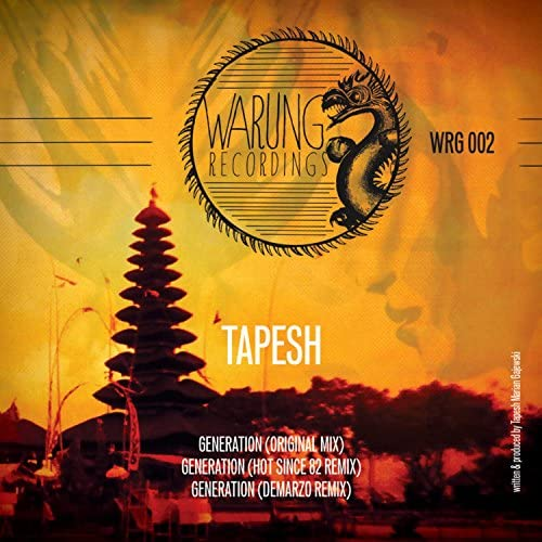 Tapesh, Hot Since 82 & DeMarzo