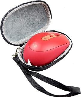 AONKE for ロジクール M590 Multi-Device Silent サイレントワイヤレスマウス 対応 専用保護 用キャリングケース 旅行収納