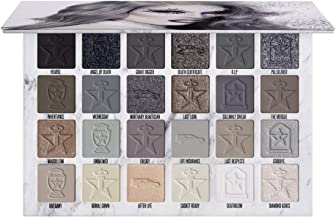 JEFFREE STAR CREMATED EYESHADOW PALETTE!