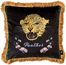 LF- Household Cushion Cotton Comfortable Material Animal Print Pillow Removable Sofa Cushions Grey Cushions Covers Cushion...