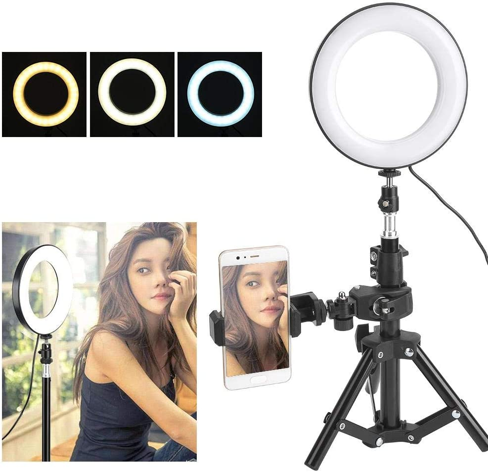Natruss Camera Circle Over item handling ☆ Fill New products, world's highest quality popular! Lights Ring Lamp Light LED