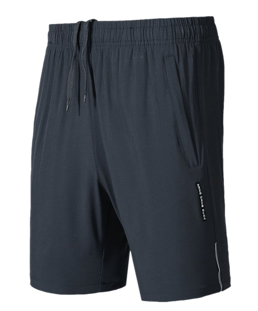 G Gradual Mens 7 Workout Running Shorts Quick Dry Lightweight Gym Shorts with Zip Pockets