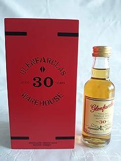 0,05l - Glenfarclas - 30 Jahre - Miniatur in GP - Highland Single Malt Scotch Whisky - 43,0% vol.