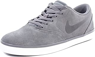 SB Check Mens Trainers 705265 Sneakers Shoes (UK 10 US 11 EU 45, Dark Grey Black White 007)
