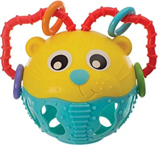Playgro Junyju Rolly Poly Lion, Bbay Toddler Toy, Pack of 0