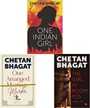 One Indian Girl + One Arranged Murder + The Girl In Room 105 (Set Of 3 Books)