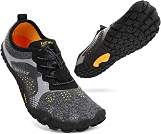 ALEADER hiitave Unisex Minimalist Trail Barefoot Runners Cross Trainers Hiking Shoes