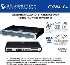 Grandstream - GXW4104 - 4 Port FXO Gateway