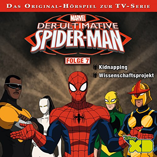 Der ultimative Spiderman 7