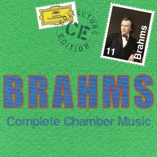 Brahms: Complete Chamber Music (Deutsche Grammophon)