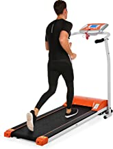 Aceshin Treadmill for Walking, Folding Treadmills for Small Spaces, Motorized Fitness Compact Running Equipment with LCD for Home