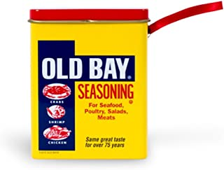 Maryland Old Bay Tin Ornament - Ready to Hang! (1)