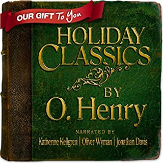 Holiday Classics by O. Henry audiobook cover art