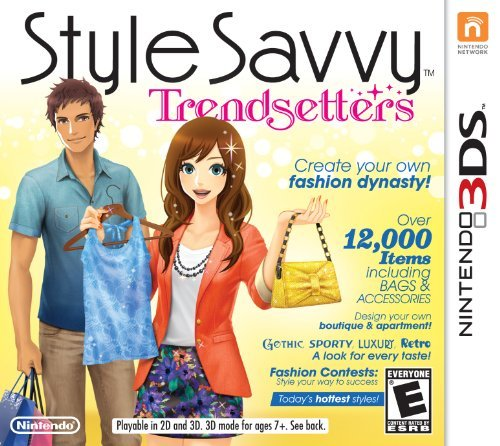 Style Savvy: Trendsetters - Nintendo 3DS
