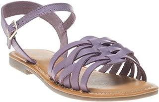 SOLESISTER Savana Womens Sandals Purple