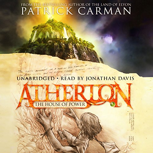 Atherton audiobook cover art
